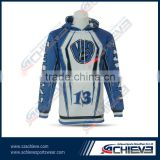 Custom physical active hoodies suits sublimation oversize hooded sweatshirts gym fashion pullover sweaters