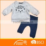 fleece top and pant newborn baby clothing baby clothes set