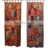 Vintage Kantha Patchwork Curtains Wholesale Kantha Curtains
