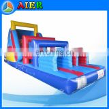Outdoor Inflatable Obstacle Course game