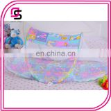 Hot selling baby mosquito net crib bed fashion design portable folding baby mosquito bed net