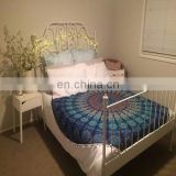 Mandala Bed Sheet With Pillow Cover
