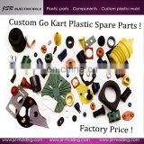 China supplier manufacture high quality and factory price customized go kart plastic spare parts
