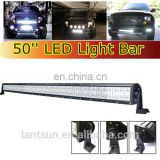 2015 New!Factory wholesale price 50inch 288W led light bar IP68 CE RoHS