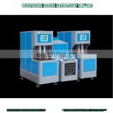High speed large capacity 1600B/H Semi automatic PET bottle stretching mold machine