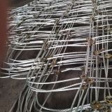 High Tensile Flexible Wire Rope Net For Slope Stabilization