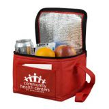 Promotional Non-Woven Cool Tote Bag Promotional Insulated Cooler Bag