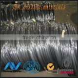 hot sale pvc coated steel wire for construction application from shanghai factory