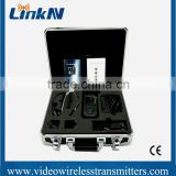 4G portable device and long range wifi transmitter