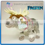 Mini Qute wholesale 43 cm Kawaii cartoon stuffed plush Frozen doll princess anna & elsa olaf sven girls gift kids children toy