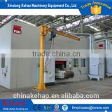China supply Hot sale 3ton ,4ton ,5ton electric jib crane warehouse, jib Crane used in overseas market
