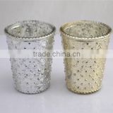 wholesale mercury candle glass