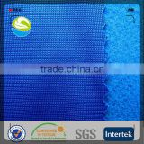 hotsale one side brushed golden velvet fabric for tracksuit