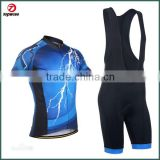 2015 New Arrival Fitness Men's Short Sleeve Cycling Jersey Perspiration Breathable Mountain Bike Riding Clothes