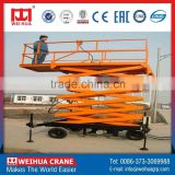 High Quality Order Quickly Movable Scissor Lift Tires