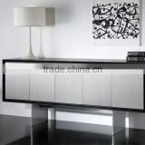 New modern fashionable bedroom furniture simplicity hallway console table