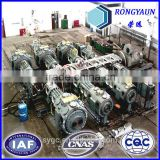 M type Gas compressor reciprocating industrial gasoline natural gas compressor station process for sale piston crankshaft
