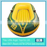 OEM PVC inflatable cheap row boats