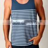 Customized Printed Cotton Tank Top