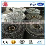 China galvanized steel wire mesh fence iron wire mesh