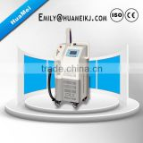 Vertical Q-switched nd yag laser for skin care tattoo removal & pigmentation removal & vascular removal skin rejuvenation