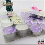 2016 scented tea light candles wholesale for party decoration                                                                         Quality Choice