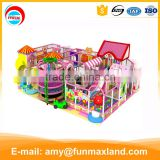 CE GS plastic entertainment park indoor treehouse playground
