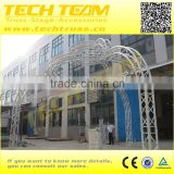 Effect Photo Outdoor Concert Stage Design Aluminum Truss For Sale