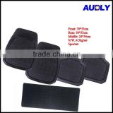 CM5013 wholesale 5-piece Rubber Car Mats