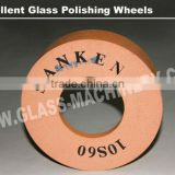 10S60 Glass polishing wheel for glass edging machine made in China