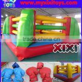 XIXI Commercial Grade Inflatable Wrestling Ring,Inflatable Boxing Ring Sport Games
