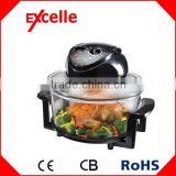 Best selling countertop round convection oven