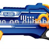 2014 New RAGING FIRE Semi-auto Soft Bullet Blaster Nerf Gun 20 Dart Toy AGE 6+