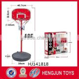 sport equipment toy plastic portable device basketball stand games for kid