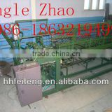 best price/ high quality FT-D2000 automatic full chain link fence machine/ diamond mesh making machine