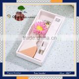 Aroma promotional gifts Reed Diffuser Set, free samples air freshners Rattan Diffuser Set with packing