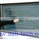 defi Tech 55inch IR touch screen frame, 2 points touch, for advertising