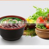 ecofriendly SGS approval disposable plastic biodegradable noodle bowl                                                                         Quality Choice