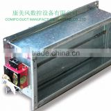 Construction ventilating duct damper installation refrigeration equipment/fire damper/damper actuator/motorized damper