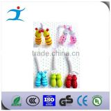 jump rope with 2.1 meter cotton rope sales for children