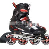 ACTION brand Speed Skate Roller Skate Shoes For Adult PW-125F for Clearance Sale Without MOQ limit Inline Skate