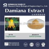 natural high quality 4:1 10:1 20:1 Damiana extract