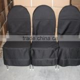 Used Cheap Price Banquet Chair And Black Banquet Chair Cover