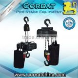 0.5 ton,1 ton,1.5 ton,2 tons Customized Electric Chain Hoist