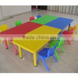 classroom furniture children plastic table                                                                         Quality Choice