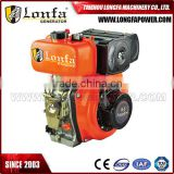 10 HP Diesel Engine Model 186F Diesel Engine Single Cylinder Diesel Engine for Water Pump