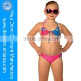 2014 new young girl swimsuit models,bikini sexy girls with anmimal sex style kids string bikini