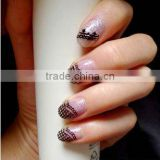 2014 New Design cosmetic Nail art polish stickers brush tool for correction fluid msds