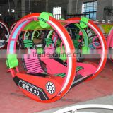2015 hot sale Chinese le bar car with two batteries and two motors for sale