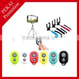 2015 New Wireless Bluetooth Remote Control Self-timer With The Shutter Button With Monopod
